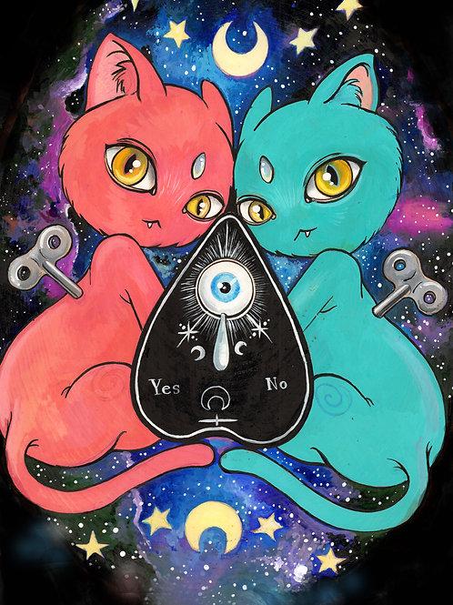 Clockwork Kitties