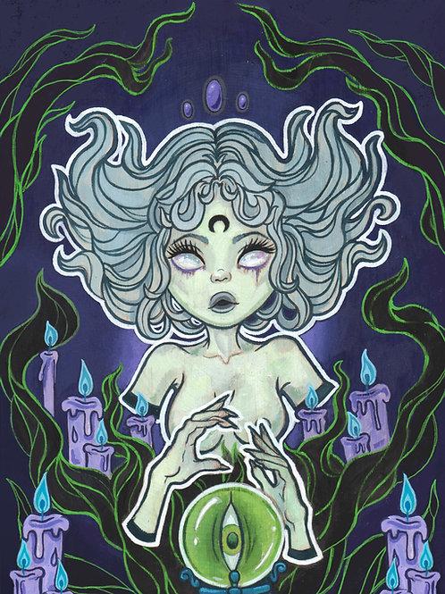 Witch print