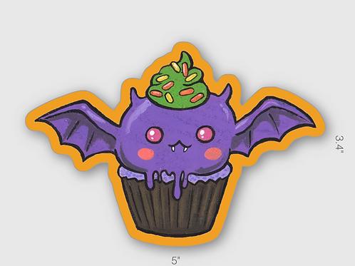 Spoopy Bat-cake