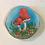 Thumbnail: Mushroom plaque