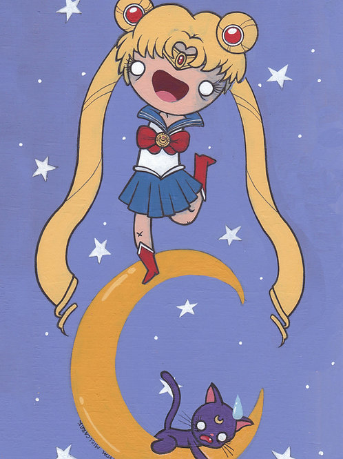 Derpy Sailor Moon