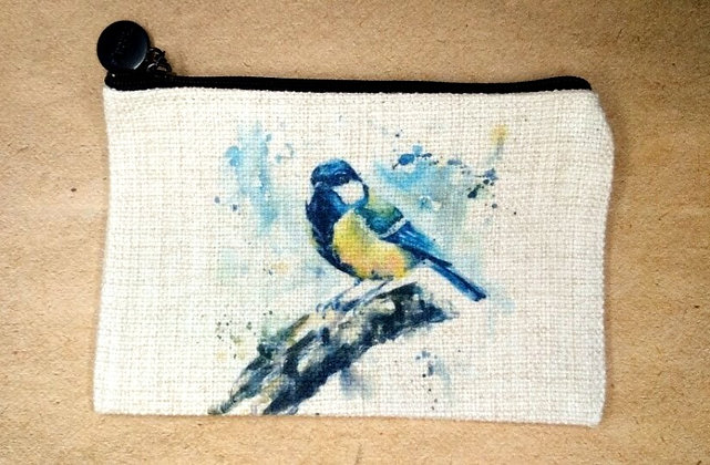 Great Tit Coin Purse