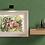 Thumbnail: Fox in Long Grass Original Watercolour