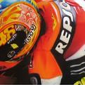 Valentino Rossi - mixed media, 2003.jpg