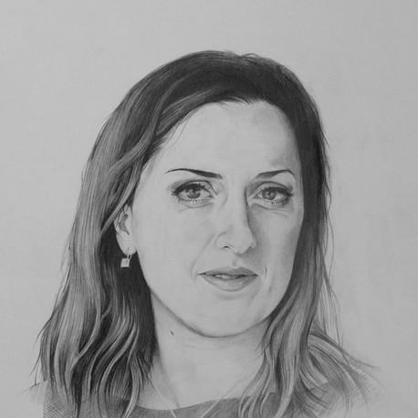Anne Mary - pencil, 2009.jpg