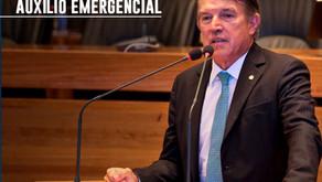 Deputado Agaciel Maia vai destinar emenda para garantir o auxilio para os taxistas
