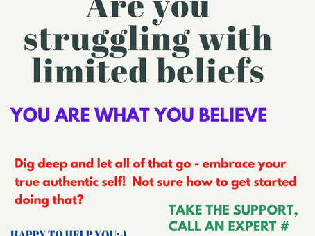 Reprogram your Mind - Understand how to overcome limited and negative beliefs from the expert