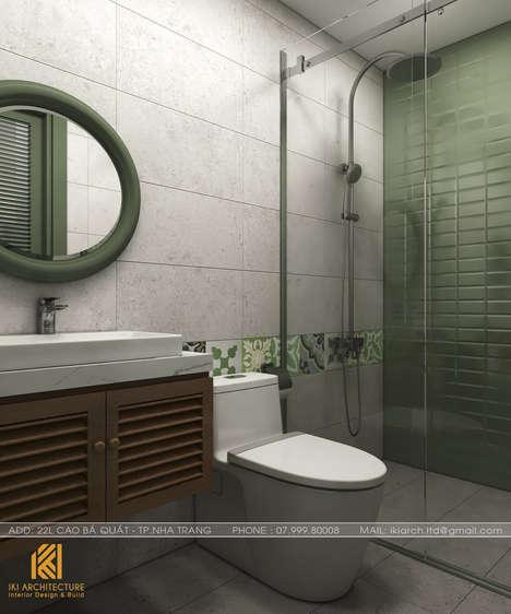 Thiết kế restroom căn hộ PH Nha Trang - IKI200034