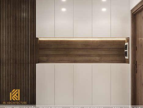 Thiết kế nội thất căn hộ CT2 VCN Phước Hải Nha Trang 65m2 - IKI200027