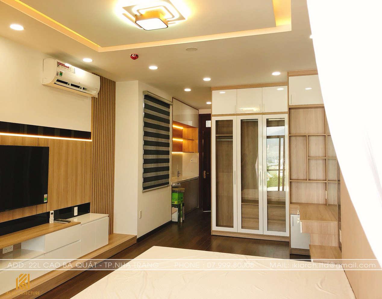 Công trình thực tế căn hộ CT2 100m2 - IKI200013