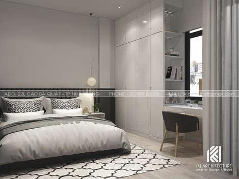 Thiết kế phòng ngủ trẻ em nhà phố Nha Trang 150m2 - IKI200028