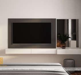 Thiết kế phòng ngủ master căn hộ CT2 VCN Phước Hải Nha Trang 50m2 - IKI200005