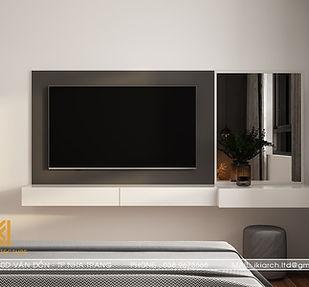 Thiết kế nội thất căn hộ CT2 VCN Phước Hải Nha Trang 65m2 - IKI200005