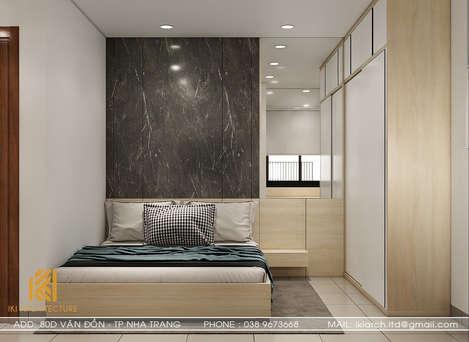 Thiết kế phòng ngủ trẻ em CT2 Nha Trang 65m2 - IKI190061