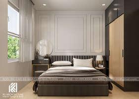 Thiết kế phòng ngủ master căn hộ PH Nha Trang - IKI200046