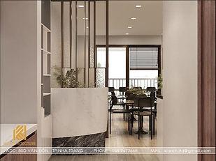 Thiết kế nội thất căn hộ Panorama Nha Trang - IKI190053
