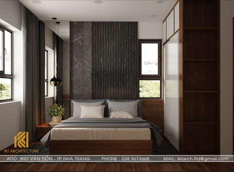 Thiết kế phòng ngủ trẻ em CT2 VCN Phước Hải Nha Trang 65m2 - IKI200004