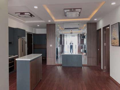 Công trình thực tế căn hộ MTVT OC3