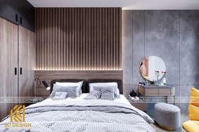 Thiết kế phòng ngủ master căn hộ PH Nha Trang 62m2 - IKI200069