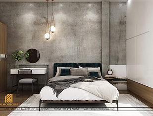 Thiết kế nội thất nhà phố  chợ Đầm Nha Trang 120m2 - IKI200017