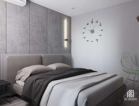 Thiết kế phòng ngủ trẻ em căn hộ HUD Building Nha Trang 65m2 - IKI210062