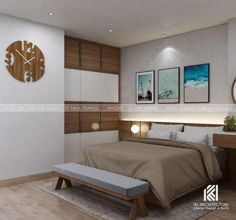 Thiết kế phòng ngủ trẻ em nhà phố Nha Trang 150m2 - IKI200035