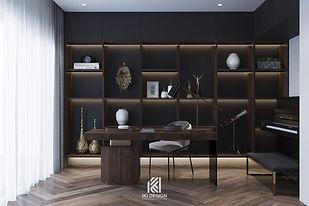 Thiết kế nội thất căn hộ Nha Trang 95m2 - IKI200000