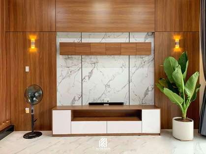 Hình ảnh thực tế nội thất nhà phố Nha Trang 200m2 - IKI200056
