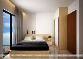 Thiết kế phòng ngủ master căn hộ MTVT OC3 Nha Trang 65m2 - IKI200012