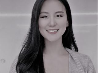 'Be memorable' award winner: Sophie Yang
