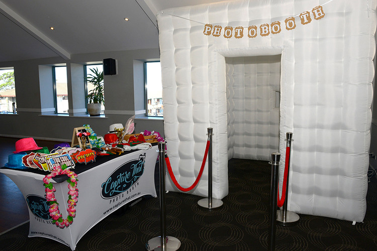 Inflatable Cube Photo Booth Hire