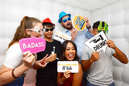 Inflatable Photo Booth Hire