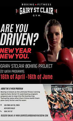 Personal Training | Gairy StClair Boxing Fitness Gym
