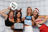 Inflatable Photo Booth Backgrounds