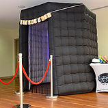 Inflatable Hex Photo Booth Hire