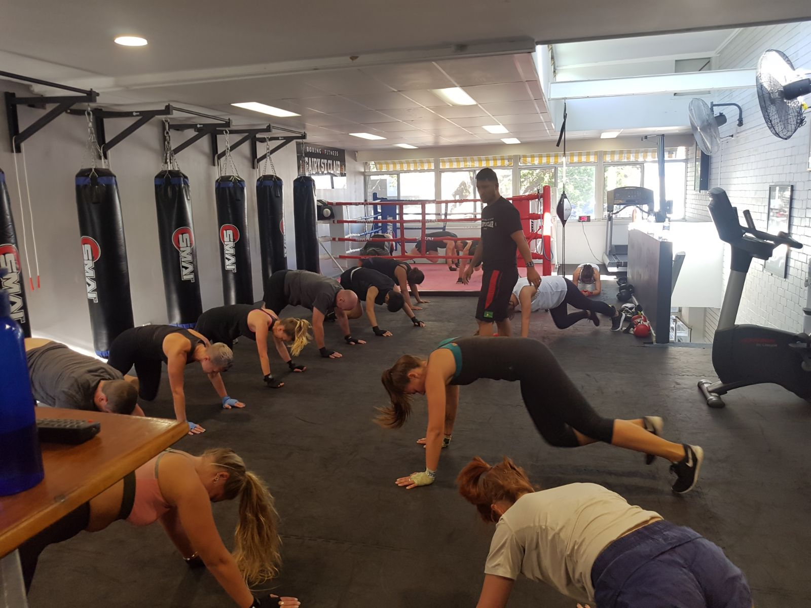 Boxing Project | Gairy StClair Boxing Fitness Gym