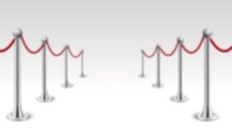 Silver Bollards and Red Rope.jpg