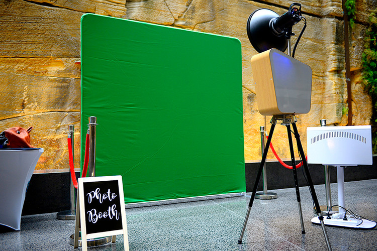 Greenscreen Photo Booth Hire