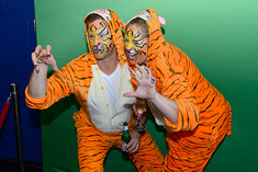 Green Screen Photo Booth Hire