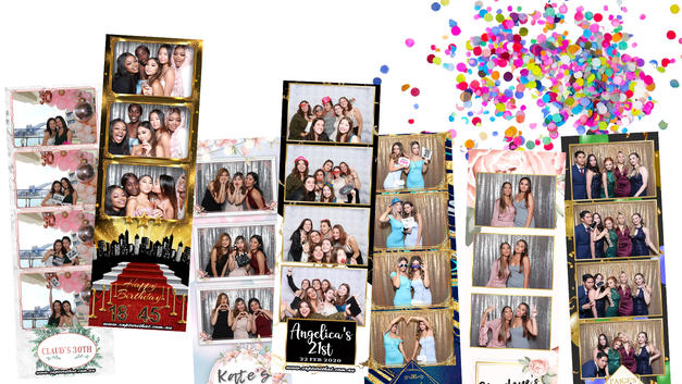 Custom Photo Strips