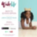WakeUp Wednesdays - jordyn Simone Taylor