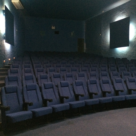 NAC auditório