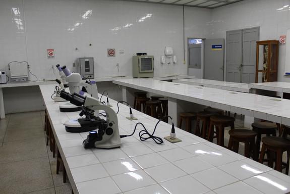 Laboratório de Biologia