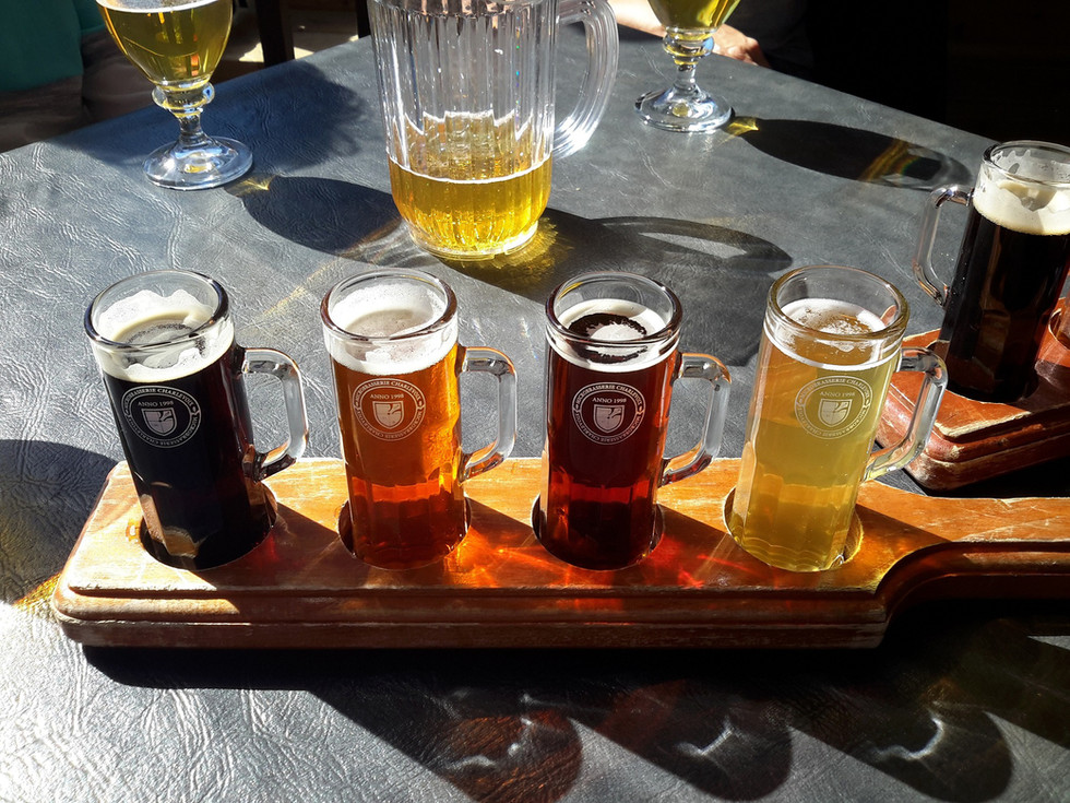 Beers N' Cheers - Intoxicating brews of the Chateauguay Valley: