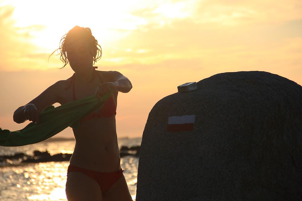 Quelles solutions pour se laver pendant un voyage en pleine nature ou expédition ? Le savon solide biodégradable