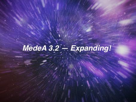 MedeA Software Release                        MedeA 3.2 -- Expanding!