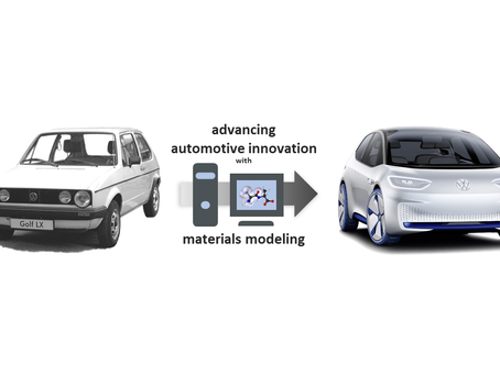 Upcoming Webinar: Advancing Automotive Innovation with Materials Modeling