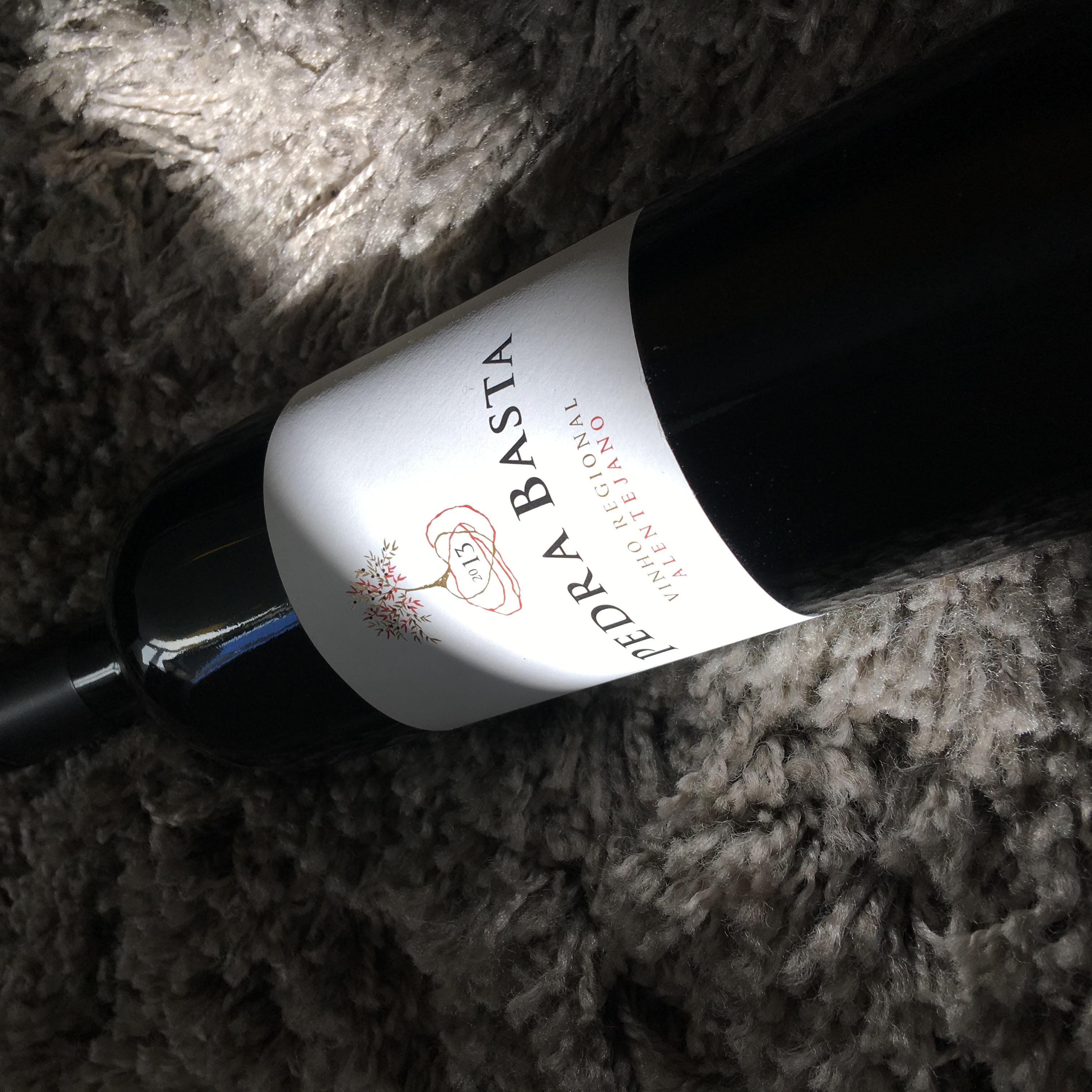 Pedra Basta wine