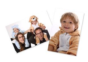 הדפסת תמונות בהזמנת חבילת צילומים בסטודיו משק 8