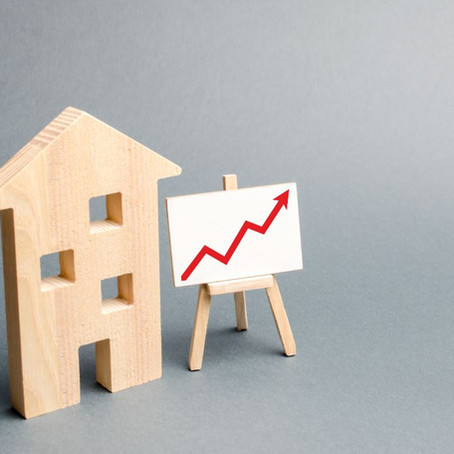 A Pandemic Hasn't Slowed Housing & Mortgage Industries Down